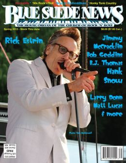 Blue Suede News issue #100