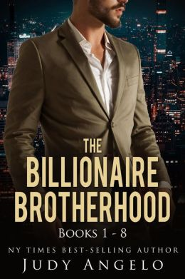 Bad Boy Billionaires Double Collection, Vols. 1 - 8 (The BAD BOY BILLIONAIRES Series)