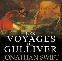 Les Voyages de Gulliver: L'histoire des enfants à succès (illustré)