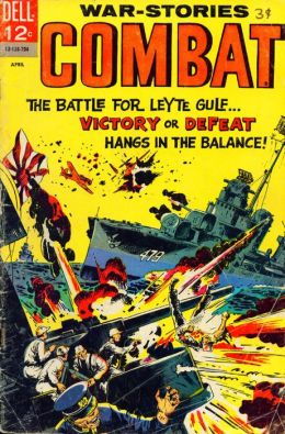 Combat Number 24 War Comic Book
