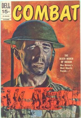 Combat Number 29 War Comic Book