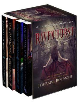 Ravenhurst: Special Box Edition (A New Adult Time Travel Romance) Books 1 - 4