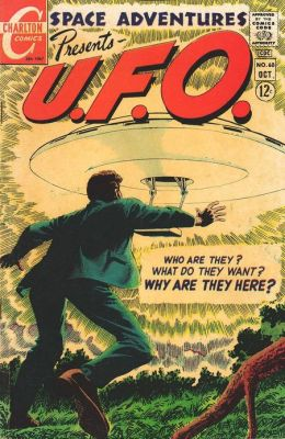 Space Adventures Number 60 Science Fiction Comic Book
