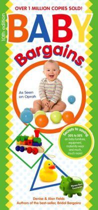 Baby Bargains (Version 10.1, updated 2014)
