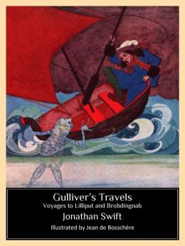 Gulliver's Travels (Illustrated by Jean de Bosschere)