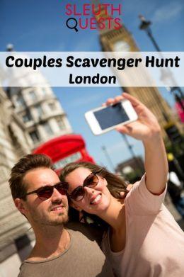 Couples Scavenger Hunt – London