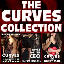 CURVES COLLECTION (3 BOOKS)