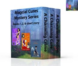 Magical Cures Mystery Series Box Set Books 1,2, and 3