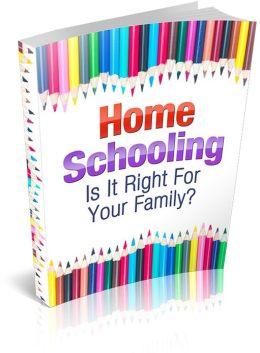Home Schooling: