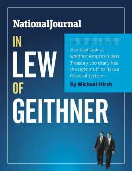 In Lew of Geithner