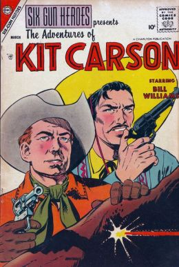 Six Gun Heroes Number 45 Western Comic Book