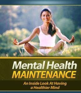 Mental Health Maintanance