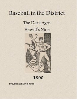 Baseball in the District The Dark Ages 1890 and 1891