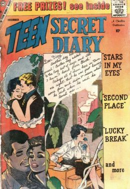 Teen Secret Diary Number 2 Love Comic Book