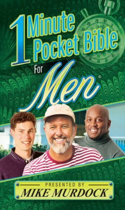 One Minute Pocket Bible For Men