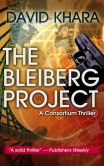 Book Cover Image. Title: The Bleiberg Project, Author: David Khara
