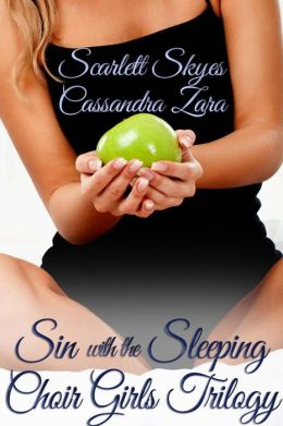 Sin with the Sleeping Choir Girls Trilogy (reluctant teen breeding sleeping sex)