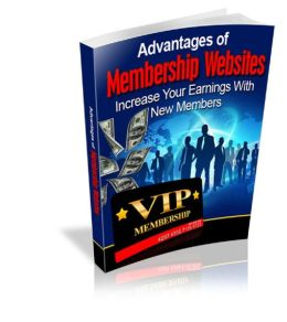 Advantages of Membership Websites