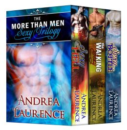 The More Than Men Sexy Trilogy