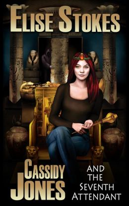 Cassidy Jones and the Seventh Attendant (Cassidy Jones Adventures, Book 3)