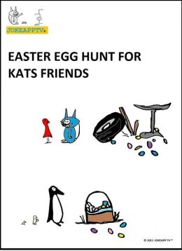 Easter Egg Hunt For Kats Friends