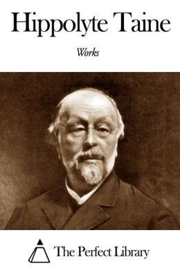 Works of Hippolyte Taine