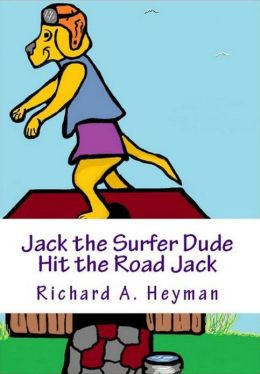 Jack the Surfer Dude - Hit The Road