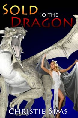 Sold to the Dragon (Monster Beast Sex Breeding Romance Erotica)