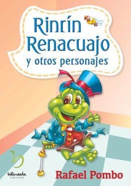 Rinrín Renacuajo y otros personajes