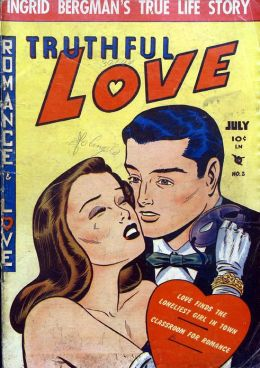 Truthful Love Number 2 Love comic book