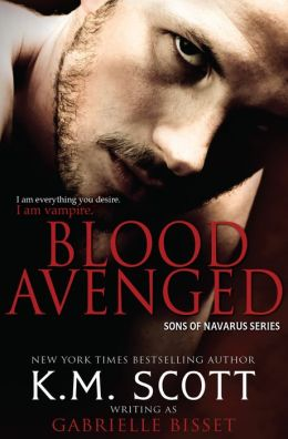 Blood Avenged (Sons of Navarus #1)