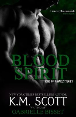 Blood Spirit (Sons of Navarus #3)