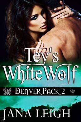Tey's White Wolf