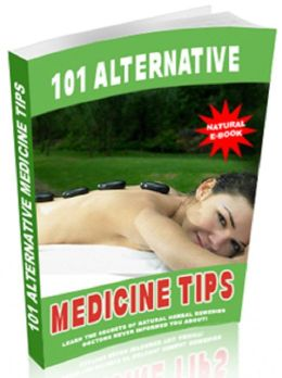 101 Alternative Medicine Tips