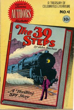 Stories By Famous Authors Illustrated Number 4 The 39 Steps