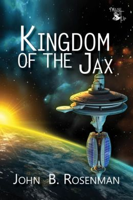 Kingdom of the Jax (Inspector of the Cross, #2)
