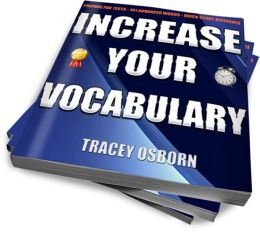 Increase Your Vocabulary