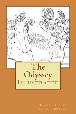 The Odyssey (Illustrated)