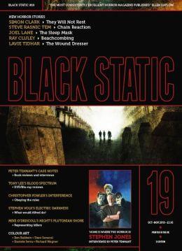 Black Static #19 Magazine
