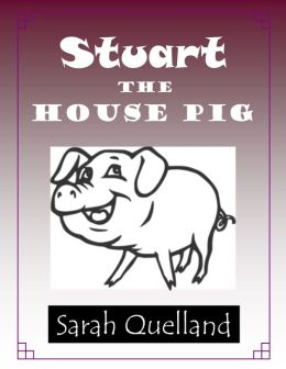 Stuart the House Pig