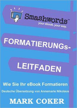 Der Smashwords Formatierungs- Leitfaden