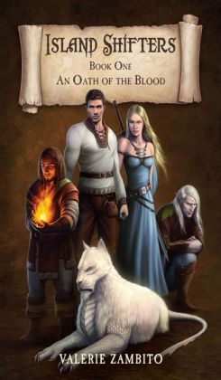 Island Shifters - An Oath of the Blood (Book One)