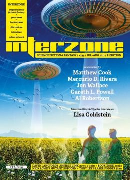 Interzone 235 Jul: Aug 2011