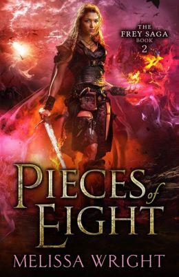 The Frey Saga Book II: Pieces of Eight