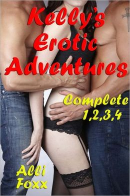 Kelly's Erotic Adventures-The Complete Series