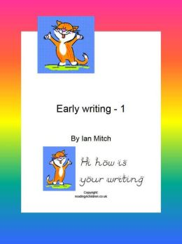 Early Writing -1