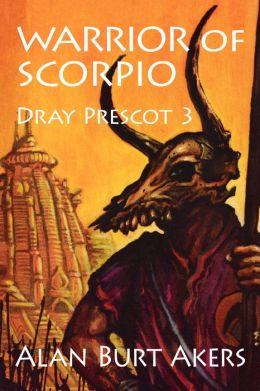 Warrior of Scorpio [Dray Prescot #3]