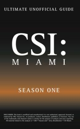 CSI Miami Season One
