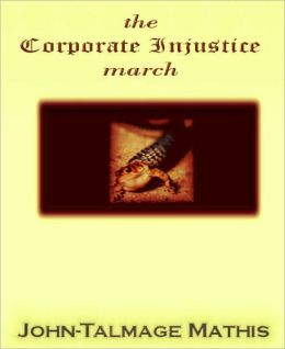 the Corporate Injustice march