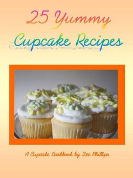25 Yummy Cupcake Recipes